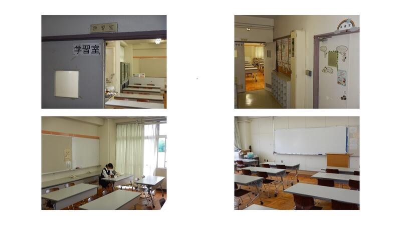 保健室の隣が学習室