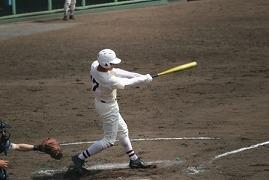対 浦和高校(一回戦)