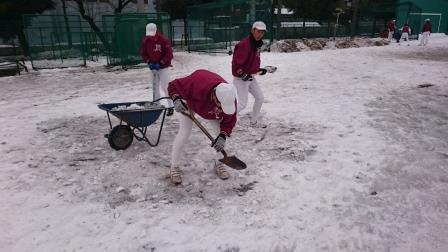 ◆雪かき大賞を発表します。