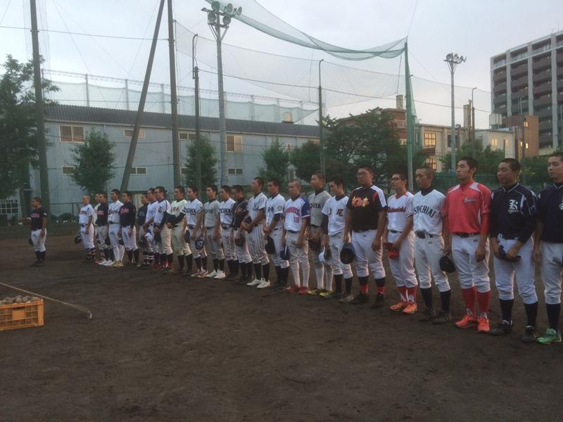 ◆16.07.07  中学校ユニフォーム(市選抜、ソフトボール含む)DAY(H28年度.04.08監督の一言参照)
