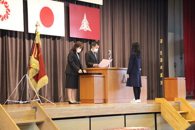 県高校文化連盟賞